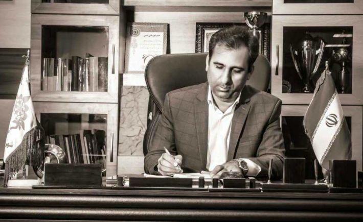 نتیجه تصویری برای محمدی شهردار برازجان